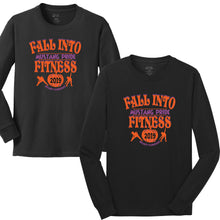 McCarty Elementary Fall Fitness 2019 - Long Sleeve T-Shirt