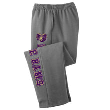 Nute Rams 2017 - Gildan Open Bottom Sweatpants