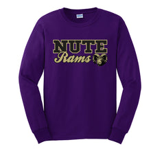 Nute Rams 2017 - Long Sleeve T Shirt