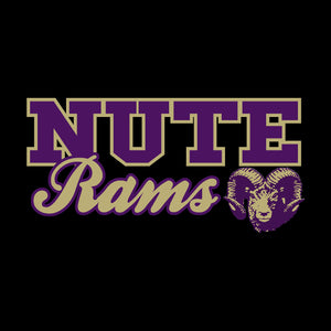 Nute Rams 2017 - Hooded Sweatshirt