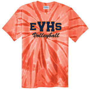 Team Spirit Sample Store - Tie Dye T