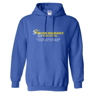 SCGlenn Insurance - Hooded Sweatshirt