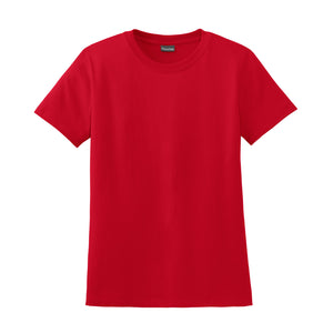 Garment Styles - Ladies 4.5oz. 100% ring-spun cotton