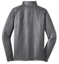 Garment Styles - 1/2 Zip Stretch Pullover