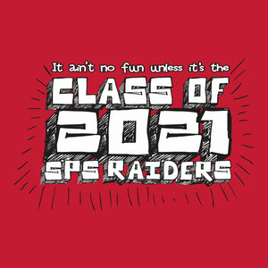 Saint Paul Raiders 2020 - Long Sleeve T Shirt