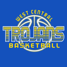 West Central Basketball 2019 - Wicking Long Sleeve T-Shirt