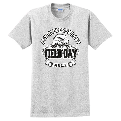 Afton Elementary Field Day 2018 - TEACHER/VOLUNTEER SHIRT