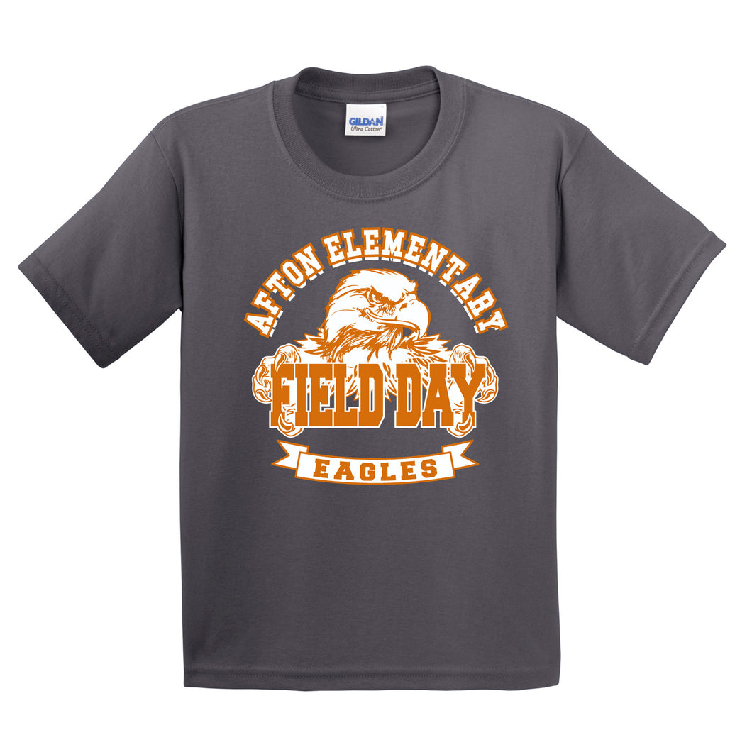 Afton Elementary Field Day 2018 - BLACK TEAM SHIRT
