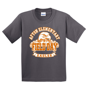 Copy of Afton Elementary Field Day 2018 - BLACK TEAM SHIRT