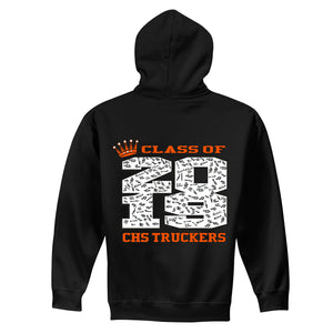 Churchland Seniors 2019 - Hooded Sweatshirt