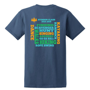 Collin County Camp 2018 - Adult Shirt