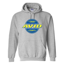 Crook County AVID 2018 Design 2 - Hooded Sweatshirt