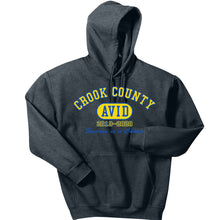 Crook County AVID 2019 - Hooded Sweatshirt