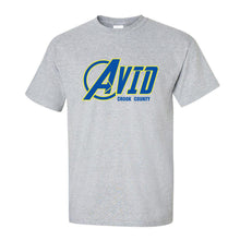 Crook County AVID 2018 Design 1 - Cotton T Shirt