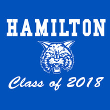 Hamilton Bobcats Class of 2018 - Cinch Bag