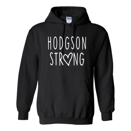 Hodgson Strong 2020 - Hooded Sweatshirt