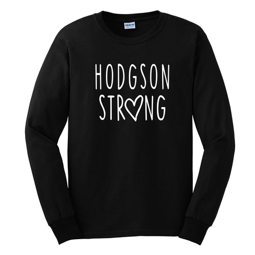 Hodgson Strong 2020 - Long Sleeve T Shirt
