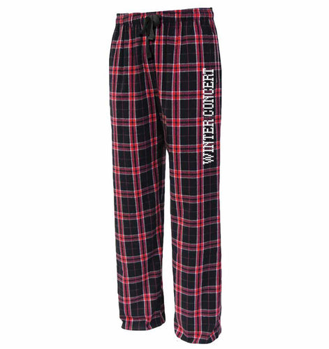 Holiday Sample Store 2019 - Flannel Pant