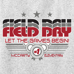 McCarty Elementary Field Day 2019