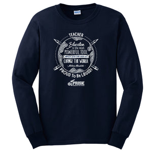Prisk Elementary Staff 2019 - Long Sleeve Shirt