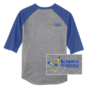 Science Academy Spirit 2018 - 3/4 Sleeve Raglan