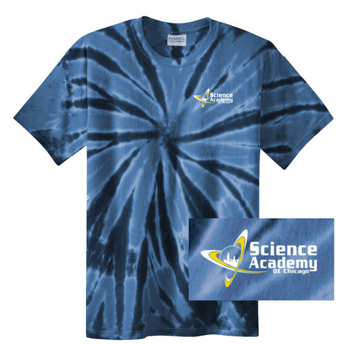 Science Academy Spirit 2018 - Tie Dye T
