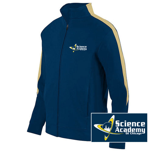 Science Academy Spirit 2018 - Medalist Track Jacket 2.0