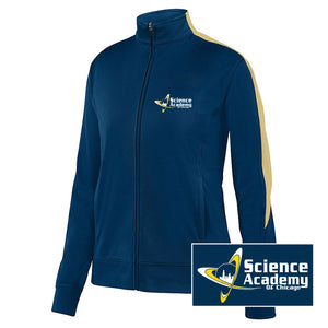 Science Academy Spirit 2018 - Ladies Medalist Track Jacket 2.0
