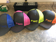 FWC Neon Snap Backs