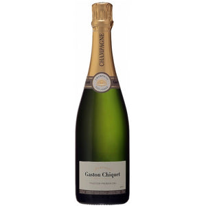 Champagne Tradition Premier Cru Brut AOC - Gaston Chiquet