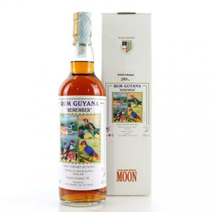 "Rum Guyana ""Remember"" - Moon Import"