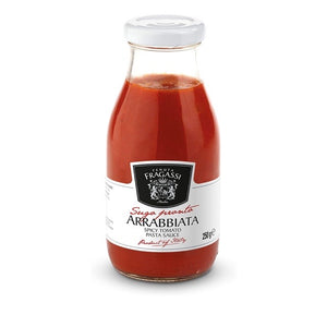Sugo pronto all'ARRABBIATA 250gr