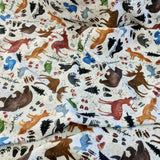 "Small Blanket approximately  30"" x 30"" Bare Necessities"