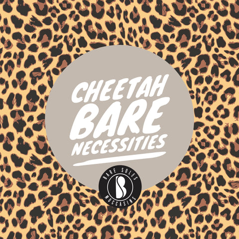 Cheetah Bare Necessities