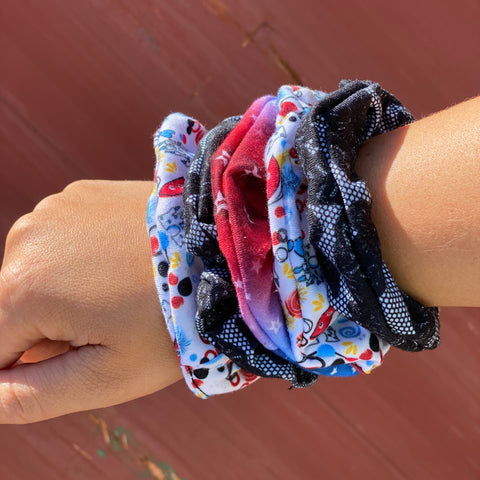 Scrunchie - 3 Pack