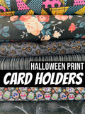 Halloween 2020 Bare Soles Credit Card Holder