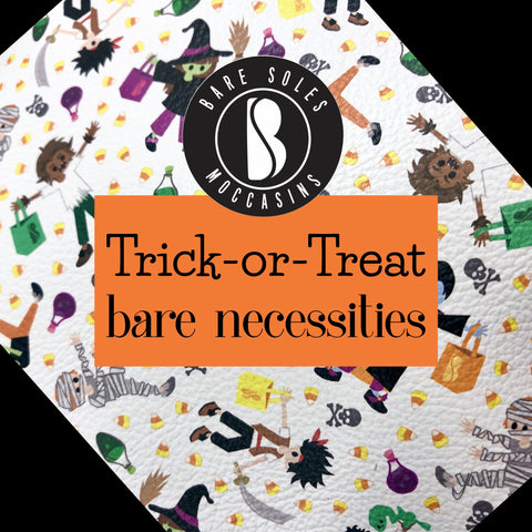 Trick-or-Treat Bare Necessities