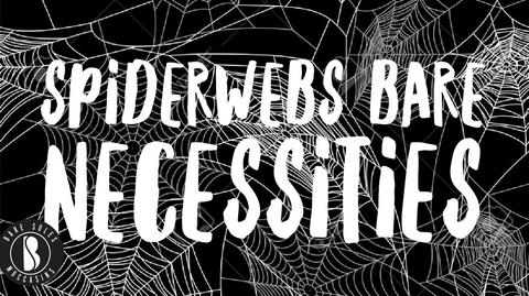 Spider web Bare Necessities