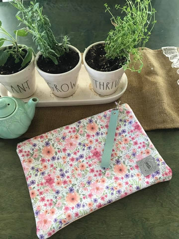 Spring Floral Bare Bags