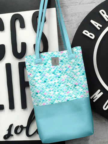 Mermaid Bare Tote