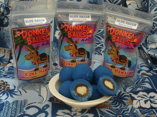 Blue Balls - The Original Donkey Ball Store
