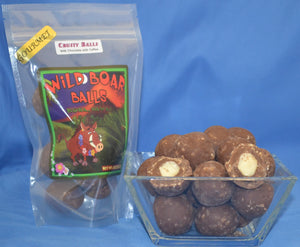 Crusty Balls - Milk Chocolate Donkey Balls - The Original Donkey Ball Store