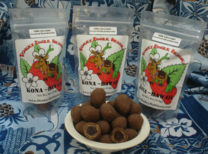 Goat Balls - Dark Chocolate Dingle Berries (Strawberries) - The Original Donkey Ball Store