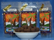 Goat Balls - Milk and Dark Chocolate Caramels w/ Hawaiian Sea Salt - The Original Donkey Ball Store
