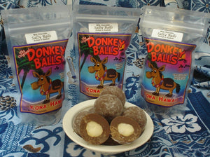 Salty Balls - Milk Chocolate Donkey Balls