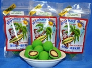 Monkey Balls - Mint Malted Balls - The Original Donkey Ball Store
