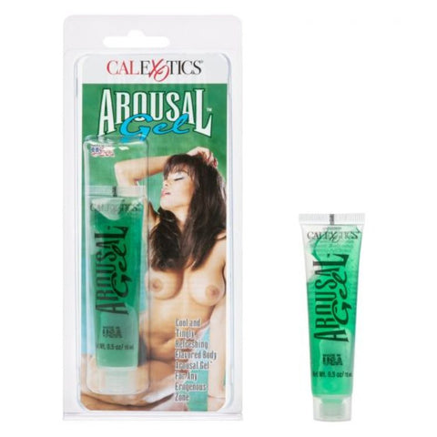 Arousal Gel menta