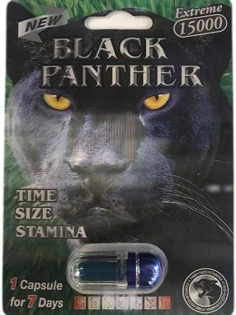 Viagra Natural Black Panther