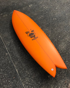 Riches TF - 5'9 Proper Orange