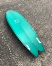 Riches TF - 5'11 Dark Teal